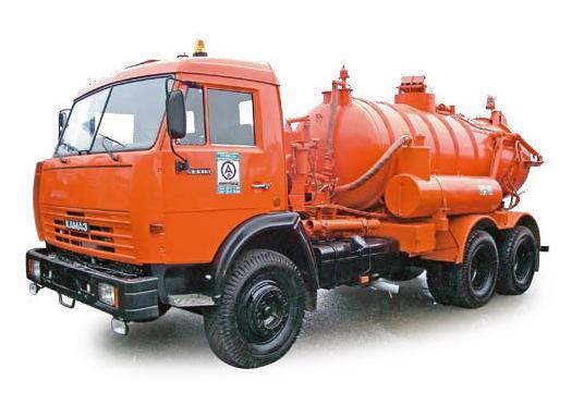 Илососный автомобиль КО-507А
